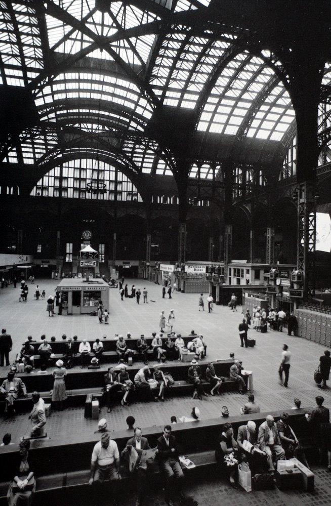 Cary Conover Blog The Old Penn Station